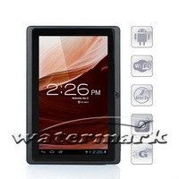 free shipping 7inch ALLWINNER A13 /ANDROID 4.0 / Capacitance screen  tablet pc