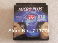 2012 hot sale CYBER SONIC hearing aid invisible hearing aid ITE heaing Sound Amplifier soft  3 ear plug AS SEEN ON TV 50pcs/lot