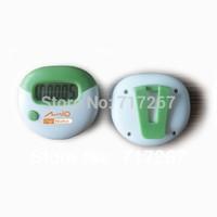 LCD Run Step counter singel fuctional Pedometer 10pcs wholesale Freeshipping