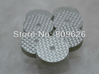 6 pieces Carbon Fiber Speaker Spike Pad Base Stand Protective