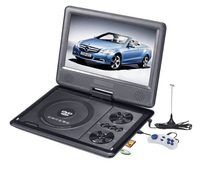 Hisun hot sell Protable dvd with 9 inch screen only accept wholesale