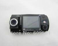 JWD Original Factory Car Recorder 2.0 inch TFT LCD 5.0M Pixels HD 1920x720p Car DVRs  Dual Lens HDMI Free shipping