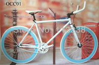 Dream Factory Customed Single Speed Fixed Gear Bicycle Track Bike Free Shipping By TNT