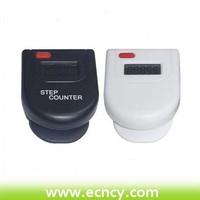 Large LCD  Run Step Pedometer 10pcs wholesale Freeshipping