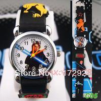 Star wars Cartoon Children Quartz Wrist Watch Party Birthday Xmas gift C05