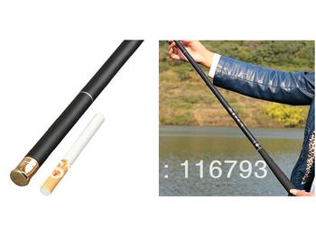 Carbon rod hard adjustment streams pole hand lever suit