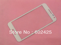 White LCD Outer Glass Screen Lens For Samsung Galaxy S II HD LTE E120