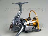 Sale!  ZFA2000 10+1BB Aluminum Spool Handle Freshwater Spinning Fishing Reels