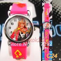 HannaMontan Cartoon Children Quartz Wrist Watch Party Birthday Xmas gift C24