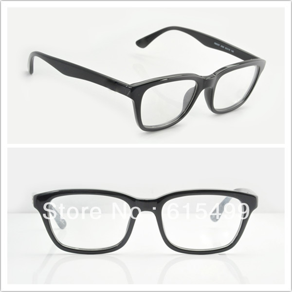 Free Shipping Eye glasses frames 2013 new products R.5267 Black for Mens and Womens optical frames Hot selling!(China (Mainland))