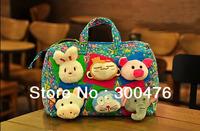 Free Shipping Mami Carry Bag Animal Kingdoms Three-Dimensional Mummy Mama Fashion Handbag