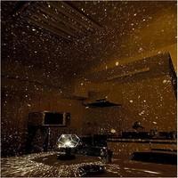 Hot selling New DIY  science Romantic Astrostar Astro Star Laser Projector Cosmos Light Lamp night light retail pack