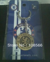 england  Chelsea bronze metal keychain /  popular retro key