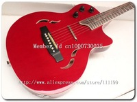 High Quality - Custom Shop Special T T5 Electric Guitar In Red Color   001