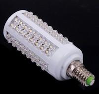 Free Shipping 6PCs E14 LED Bulb Lamp E14 108 LED Bulb E14 220V Bulb 7W 450 Lumen Corn Light Warm White Natural White Cold White