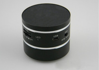 1PCS-Free Shipping, 10W Vibration Resonance Speaker with FM Function TF support Remote Control Speaker