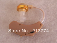 2012 hot High quality  POWERTONE  Mini hearing aid invisible hearing aid ITE heaing Sound Amplifier soft ear plug 2pcs/lot