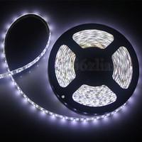 IP65 5M 60leds M 3528 Cool White Waterproof 300Leds SMD LED Strip Light Hotsale