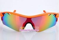 HOT!! New arrival eyewear sunglasses Free shipping 13colors Men/Women Sunglasses + 5 pairs lens Sports Sunglasse