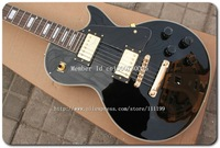 custom black beauty Electric Guitar