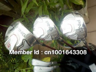 full set golf clubs, driver, irons ,putter,