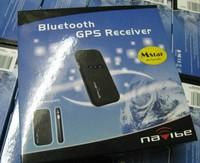 Taiwan Navibe 337 of ultra-thin Ipad bluetooth GPS module receiver