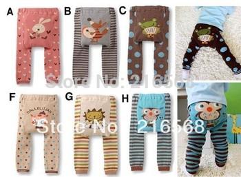 Wholesale BUSHA Toddler Boys Girls Baby Legging Tights Leg Warmer Socks Pants PP Pants 5PCS/lot  LJ064