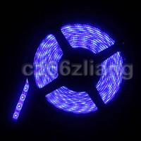5M 3528 Blue Waterproof IP65 SMD LED Strip 300 LEDs Water Proof 60leds M 16ft