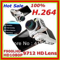 Christmas Promotion:DOD F900LHD Full HD Car Black Box DVR Camera 1080P LCD drop free shipping