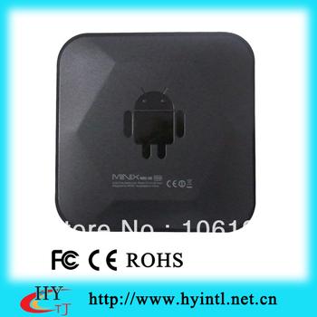Android 4.0 Smart HDMI Full HD Media Player RK3066 Dual-Core Cortex A9 Mini PC