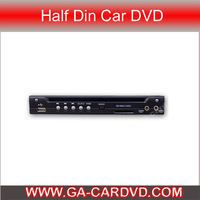 Half Din Super Slim Car DVD player ( GA-2002)