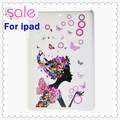 Crystal Plastic Protective Back Case Smart Cover For Apple Mini ipad Different Style Colours DA0327-DA335