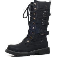 Hot sale !! Free shipping New Men's  fashion casual Resto High quality Nubuck leather boots  army boots / 37-44