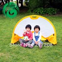Children premium, vip folding soccer goal,Large to nail luxury bag, portable soccer goal