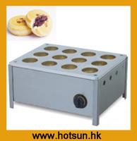 Hot Sale 12pcs Gas Dorayaki Maker