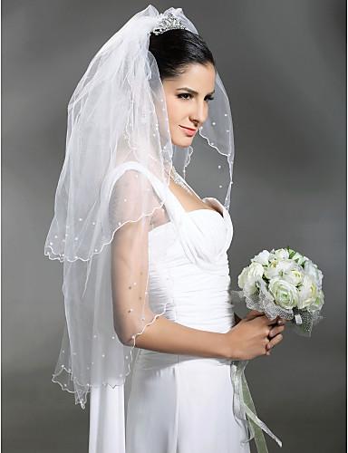 Layer Cathedral Length Wedding Veil Bridal Veil Wedding Accessories
