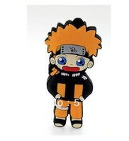 Cute cartoon series usb2.0 flash, naruto edition shock hockey
