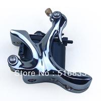 Stylish Kirsite 8 Wrap Coil Dual-coiled Tattoo Machine Gun Liner free shipping
