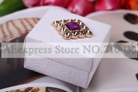 Free Shipping Wholesale Personalized Wedding Party Favors Candy Gift Chocolate Floral Pearl Embossed Lilac Boxes 30pcs
