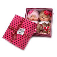 MONCHHICHI gift packaging box 20 doll single