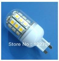 G9 3.5W 30 SMD LED White or Warm Whitebulb lamp 9-30V With transparent cover 9 10V 12V 30 AC DC Free Shiping