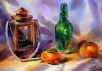Free shipping Russia's  style hand-painted artwork The flowers Still life oil-paintings on canvas JW-010