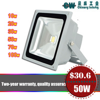 50w led flooding light outdoor flood light advertising lamp Landscape Lighting LED projectine lamp