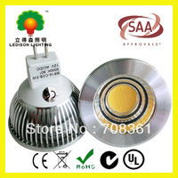 5W COB LED DOWNLIGHT WARM WHITE MR16 12V Light Bulb Globe ECO Design