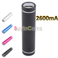 USB Power Bank External Battery Charger 2600mAh for iPhone Mobile Phone   [26969|99|01]