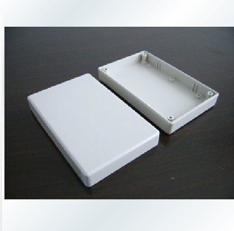 10 pcs New Plastic Project Box Electronic Case DIY 125*80*32mm(China (Mainland))