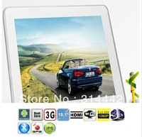 10.1 inch IPS Touch Screen Android 4.0 Tablet PC Ampe A10 3G Version+Qualcomm 1.2GHz Dual Core+GPS+BT+WCDMA/GSM Phone Calling