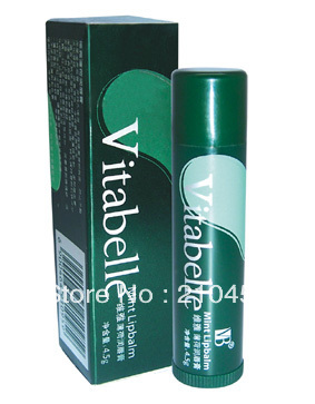 Free shipping Lip balm for infinitus make Lip natural feeling have no chemical Mint flavor mprove the labial ministry(China (Mainland))