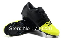 2012 Men Soccer shoes top quality outdoor men's football shoes