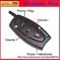 EMS Free wholesale 500meter talk range for rider wireless walkie talkie bluetooth intercom